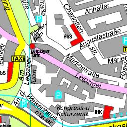Halle Saale Karte.Stadtplan Halle Saale