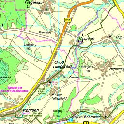 Hameln Karte.Karte Hameln Pyrmont