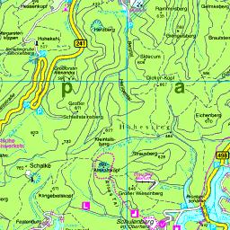 Goslar Karte.Karte Goslar