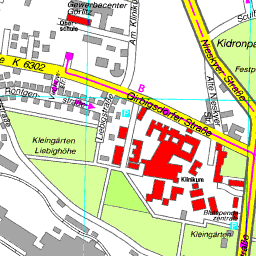 Unser Stadtplan