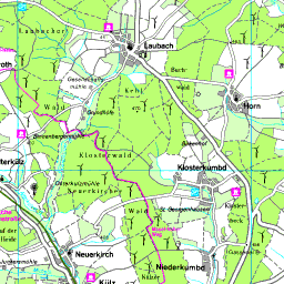 Hunsrück Hochwald Karte.Karte Rhein Hunsrück