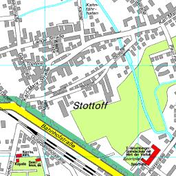 Karte Spreewald Lubbenau.Stadtplan Lubbenau Spreewald