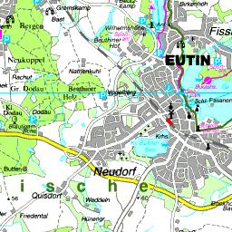 Wo Liegt Schwanitz Ostsee Karte.Karte Ostholstein