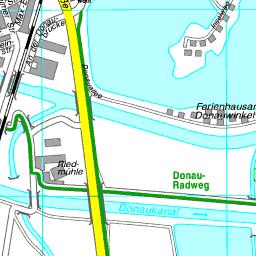Donau Bodensee Radweg Dellmensingen
