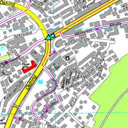 Istrien Karte Zum Ausdrucken.Stadtplan Bad Kissingen