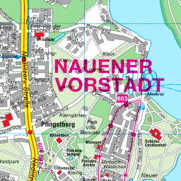 Potsdam Karte Stadtteile.Stadtplan Potsdam