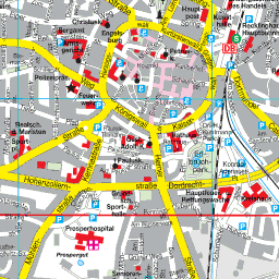 Herne Karte Stadtteile.Stadtplan Recklinghausen