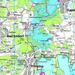 Prien Am Chiemsee Karte.Karte Chiemsee