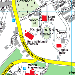 Wonderful Unser Stadtplan