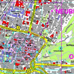 Freiburg Karte Stadtteile.Stadtplan Freiburg Breisgau