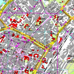 Trier Karte Umgebung.Stadtplan Trier