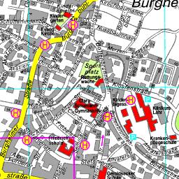 Karte Schwarzwald Zum Ausdrucken.Stadtplan Lahr