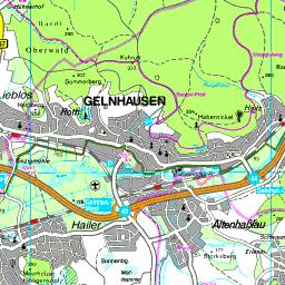 Main Fluss Karte.Karte Main Kinzig Kreis
