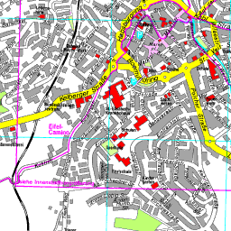 Eifel Karte Pdf.Stadtplan Mayen