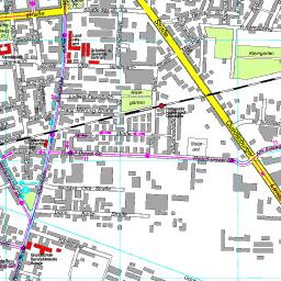 Stadtplan Halberstadt
