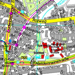 Stuttgart Stadtplan Pdf