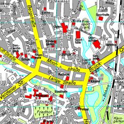 Stadtplan Walsrode
