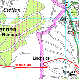 Gemeindehalle strümpfelbach