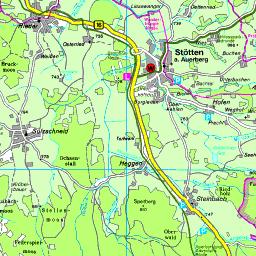 Karte Oberbayern Landkreise.Karte Ostallgau