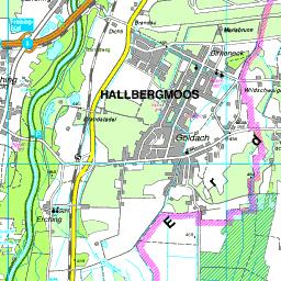 Isarradweg Karte.Karte Freising