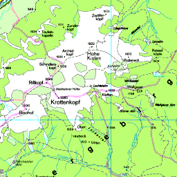 Karte Oberbayern Landkreise.Karte Landkreis Garmisch Partenkirchen